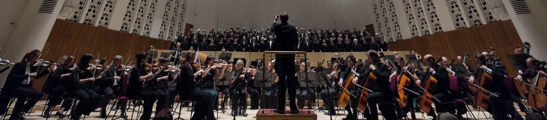 Dirigat beim Royal Liverpool Philharmonic Orchestra